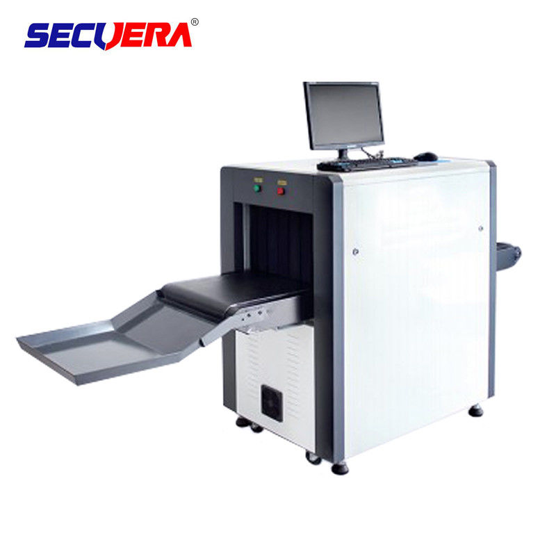 Hotels X Ray Baggage Scanner Machine 5030 / X Ray Luggage Scanner High Precision airport security bag scanners